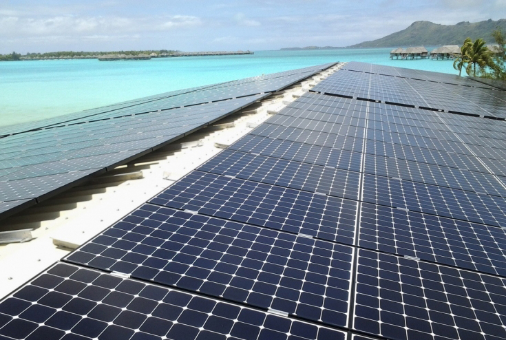 Renewable hybrid energy systems tourism industry