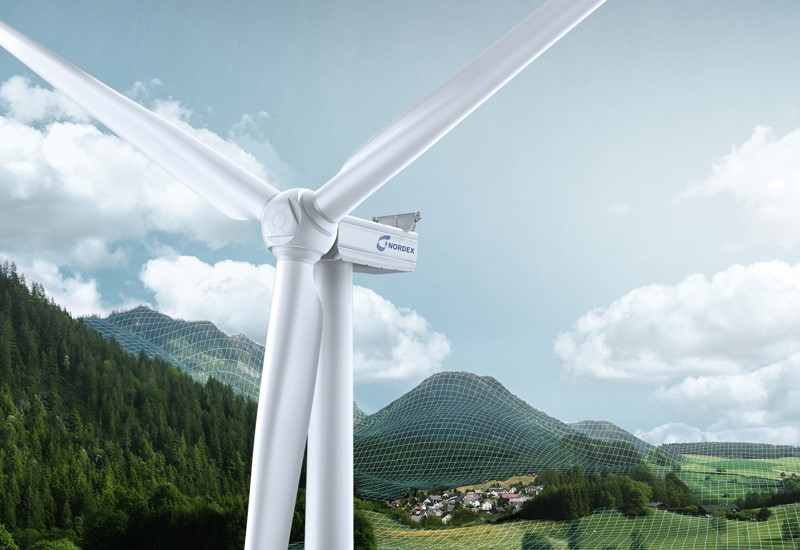 Largest wind turbines for low to medium wind-speed projects