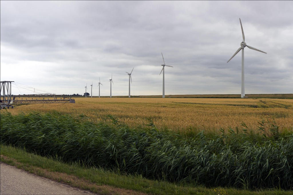 Spatial development plan wind energy Goeree-Overflakkee in the Netherlands completed