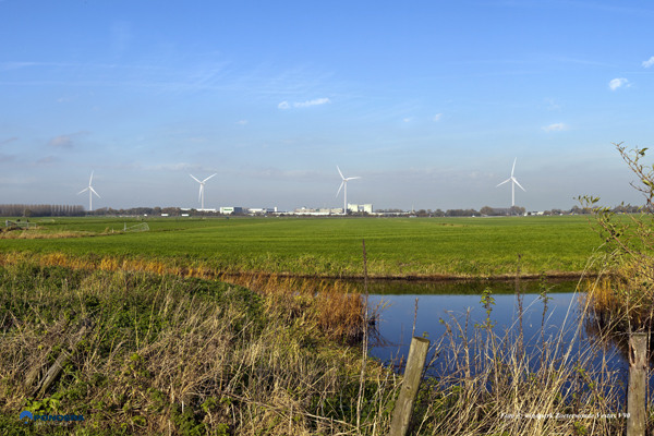 Construction of 4 wind turbines to start at Heineken brewery