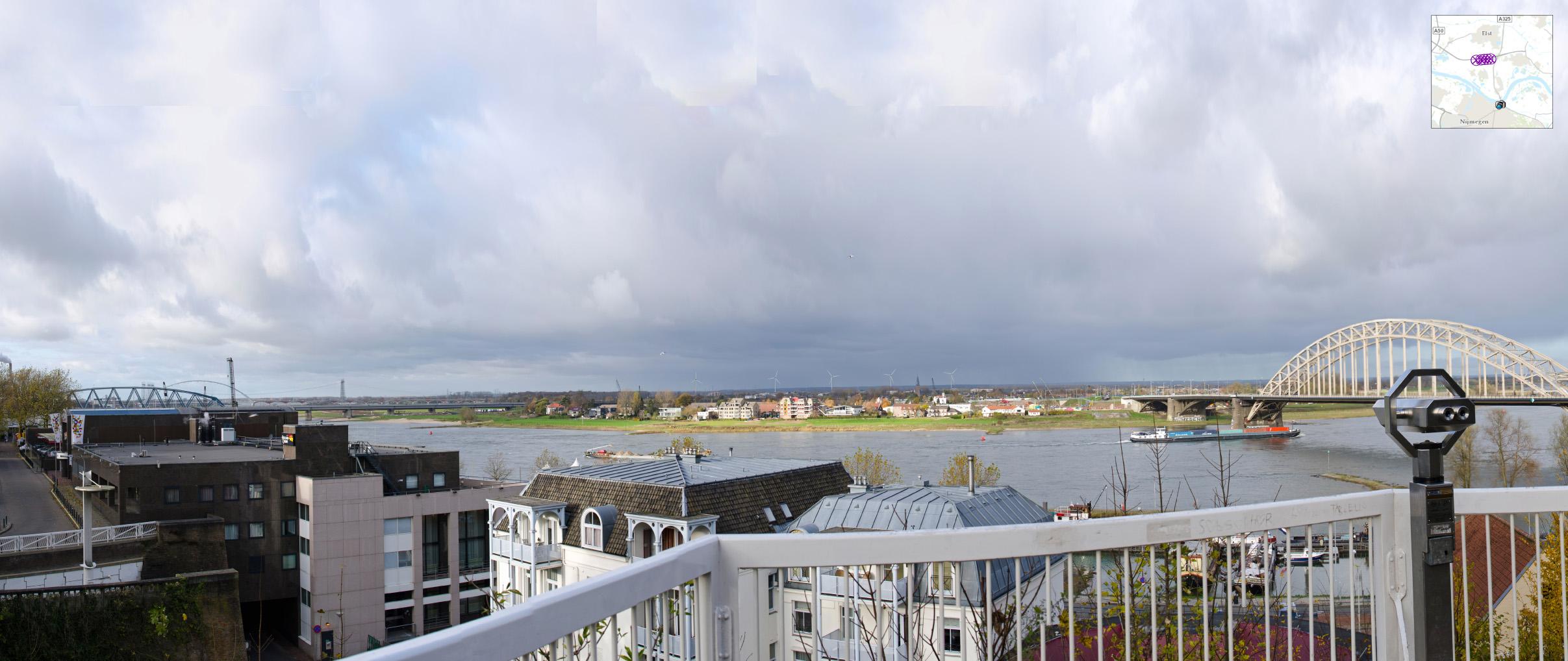 Windpark Nijmegen-Noord stap dichterbij