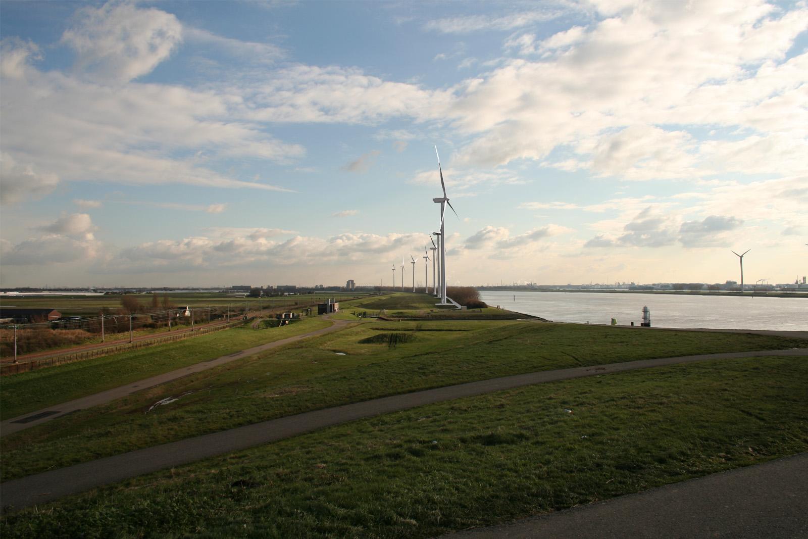 Vergunning Windpark Nieuwe Waterweg definitief verleend