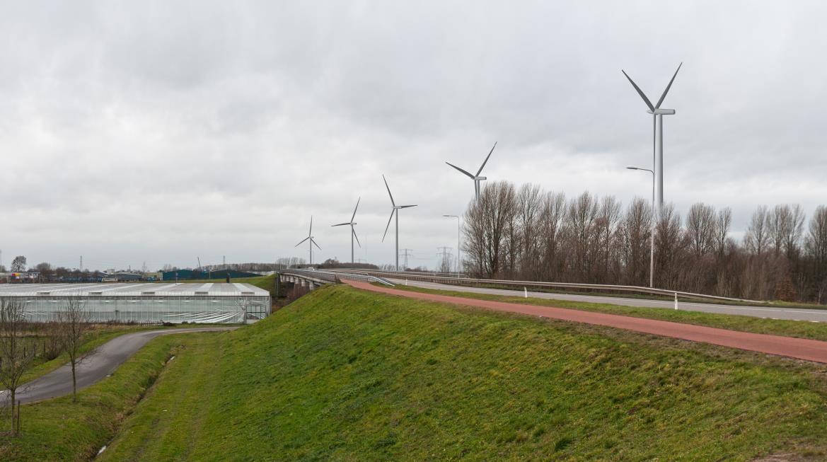 Geplande windturbines in Nijmegen_Pondera Consult