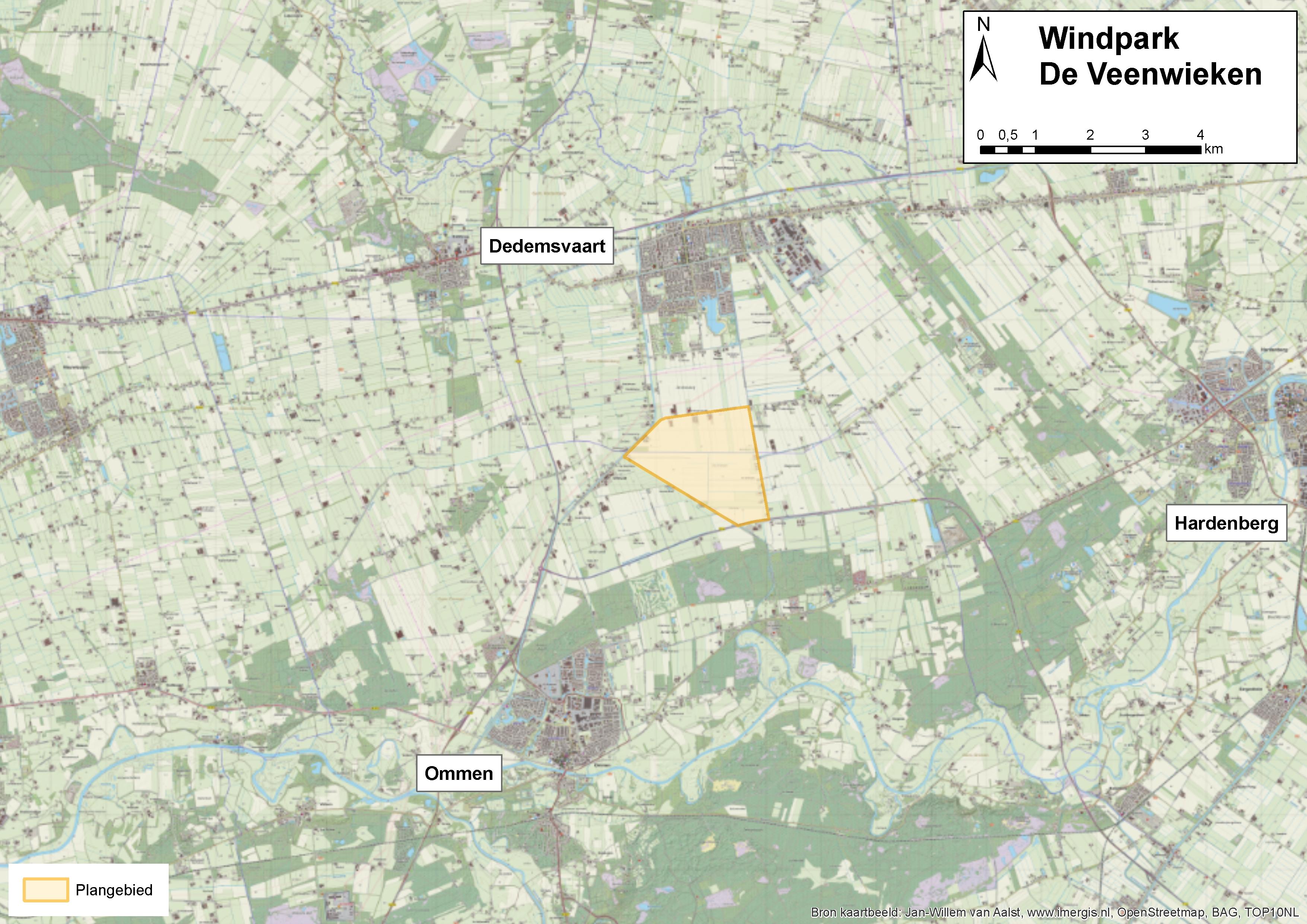 Continuering samenwerking Windpark Veenwieken