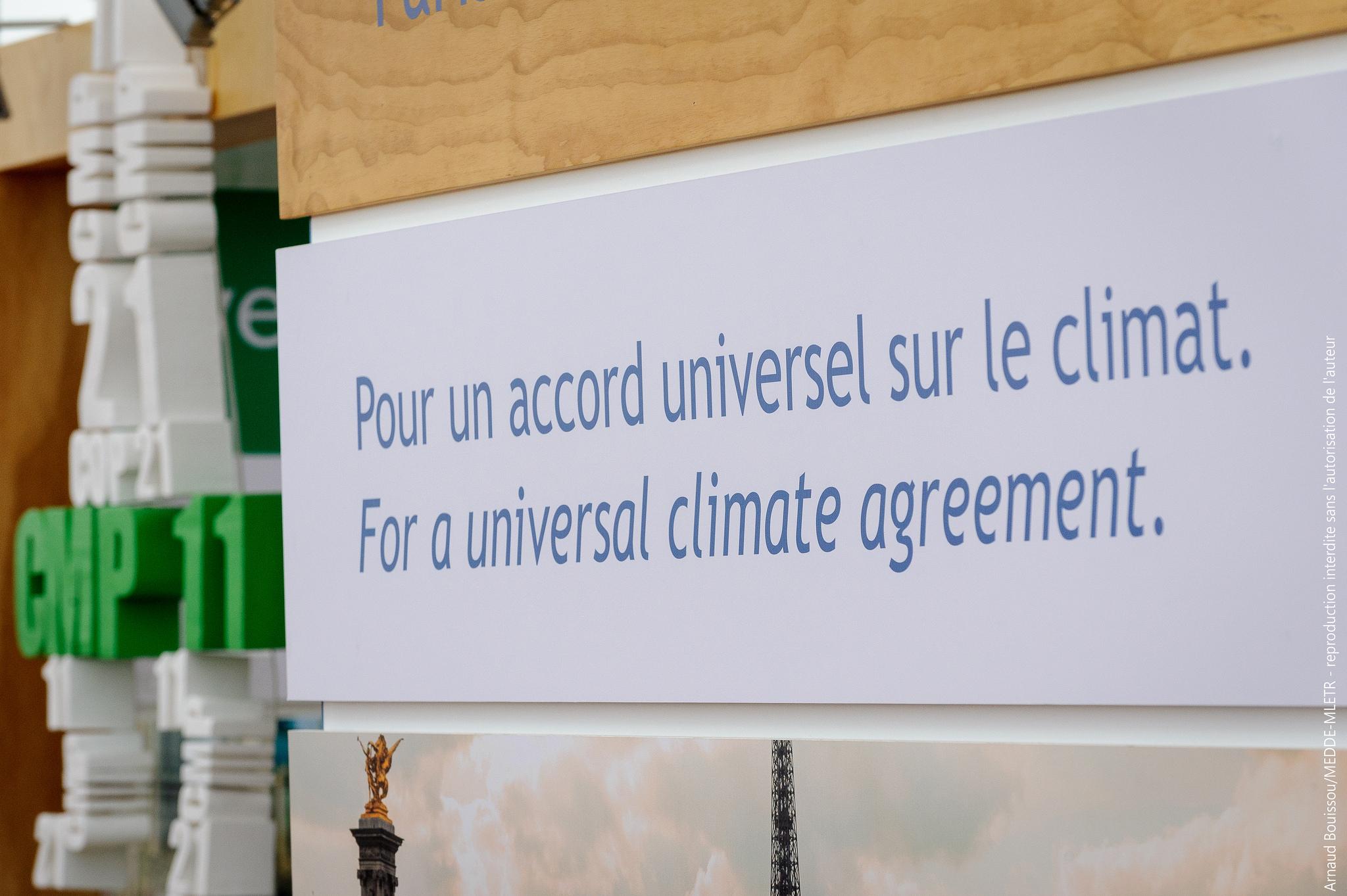 COP 21: De tussenstand [blog]