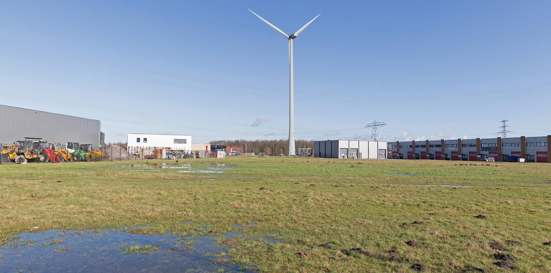 Pondera Consult ondersteunt Raedthuys bij windturbine in Goor