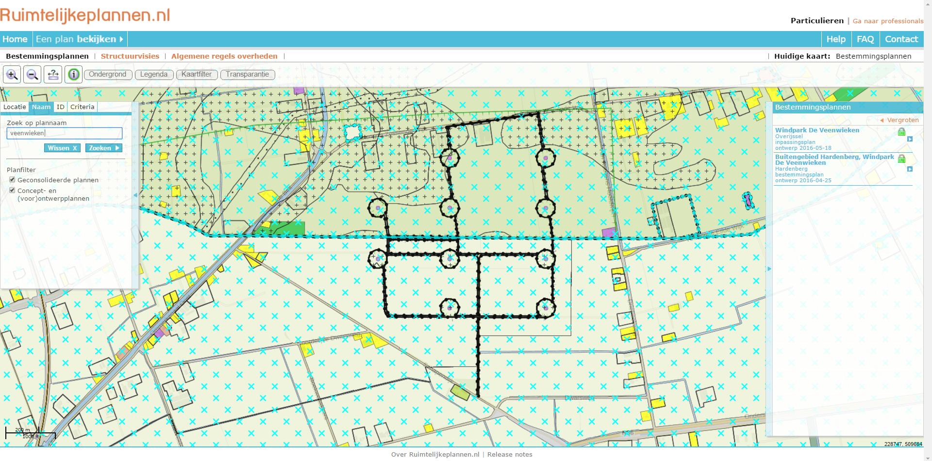 Commissie m.e.r.: Milieueffectrapport voor Windpark De Veenwieken compleet