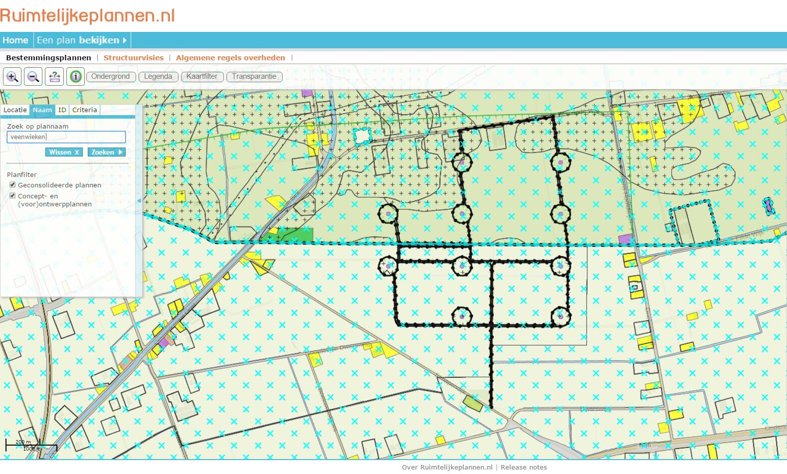 Plannen voor Windpark De Veenwieken vastgesteld