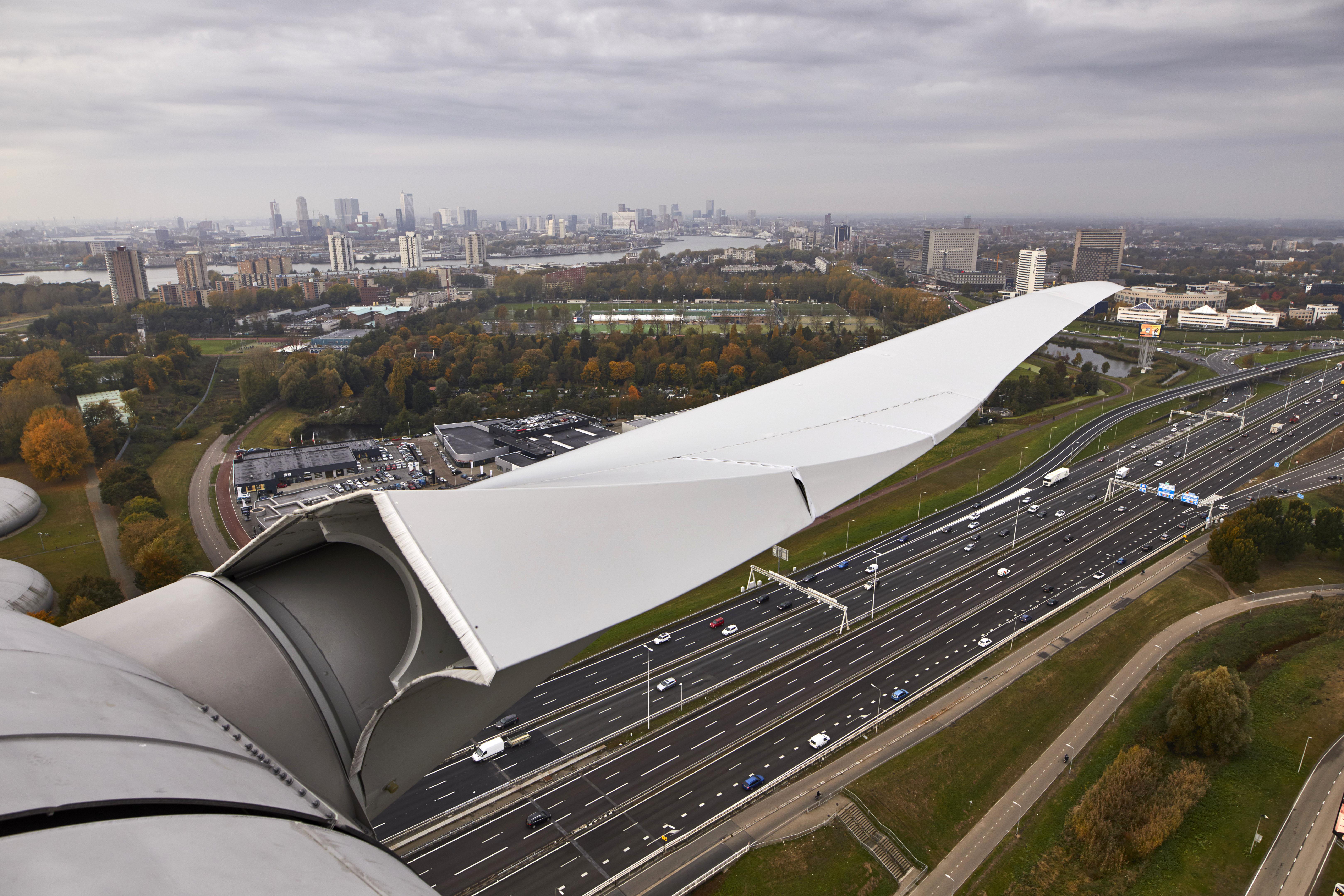 Windmolen Kralingseveer in Capelle aan den IJssel geopend