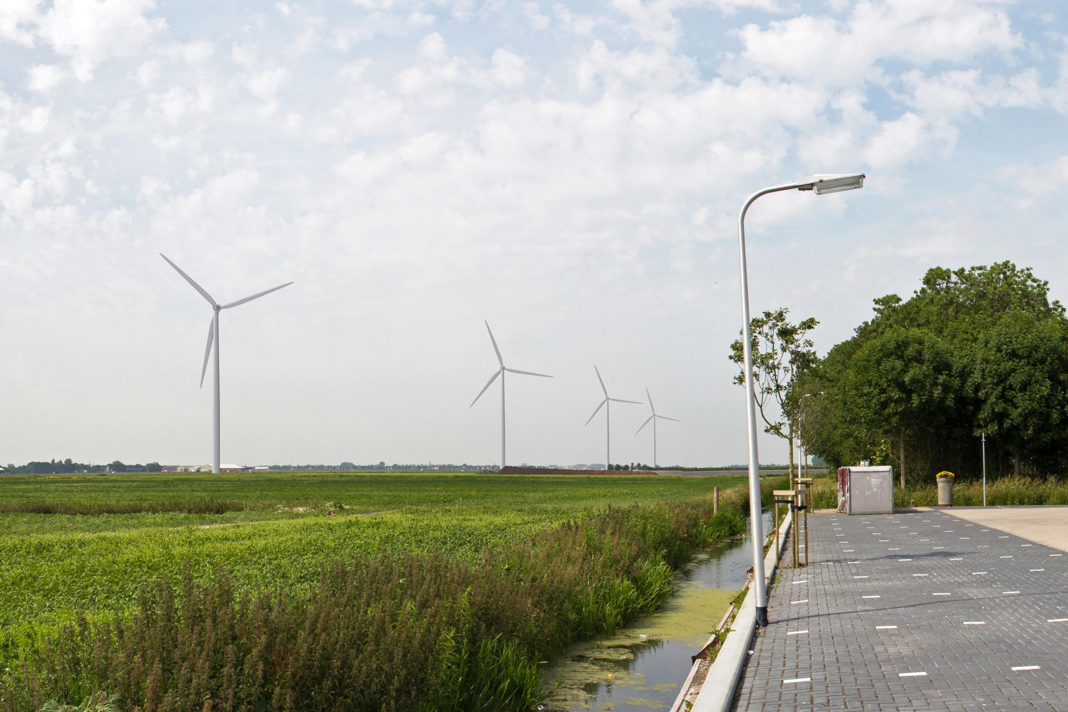 Provinciaal Inpassingsplan windpark Westfrisia vastgesteld