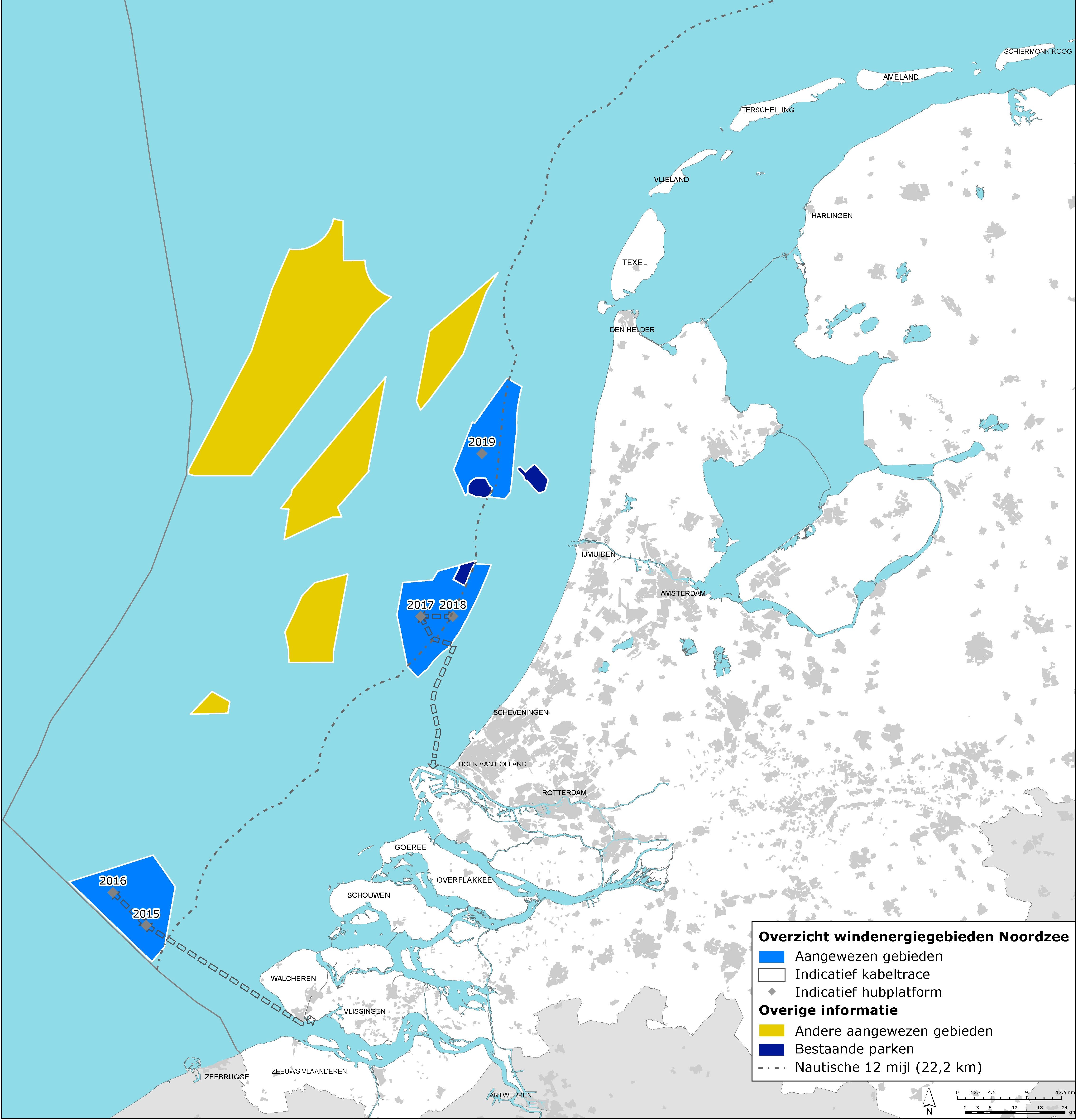 Pondera Consult wint opdracht MER Hollandse Kust (noord)