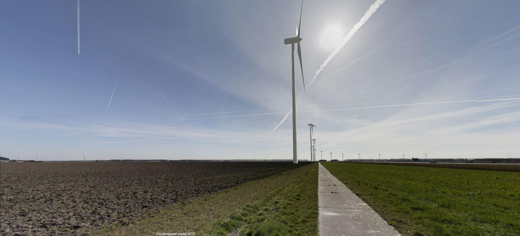 Commissie m.e.r. positief over MER windpark Zeewolde