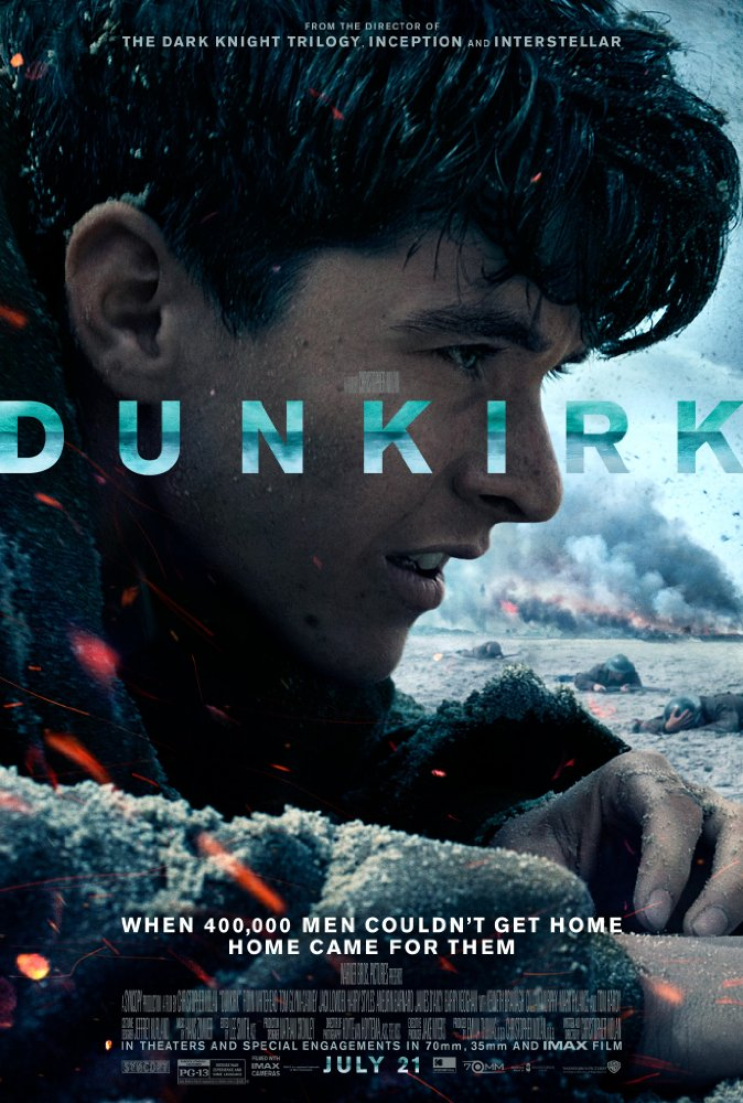Dunkirk in de bioscoop