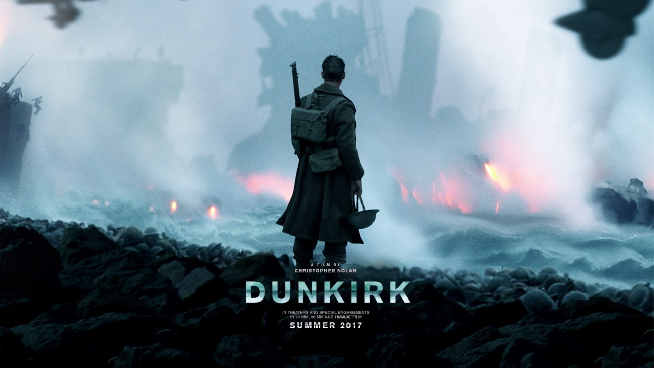 Hollywood film Dunkirk