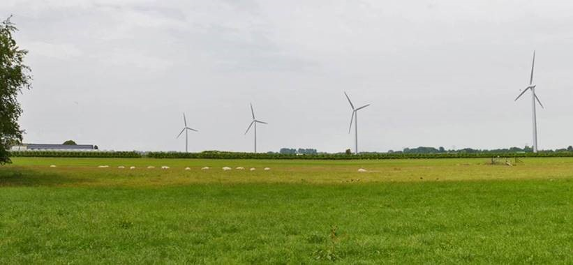 Windpark Westfrisia