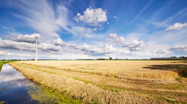windturbines A16