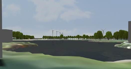 Plannen voor Windpark De Veenwieken zijn onherroepelijk