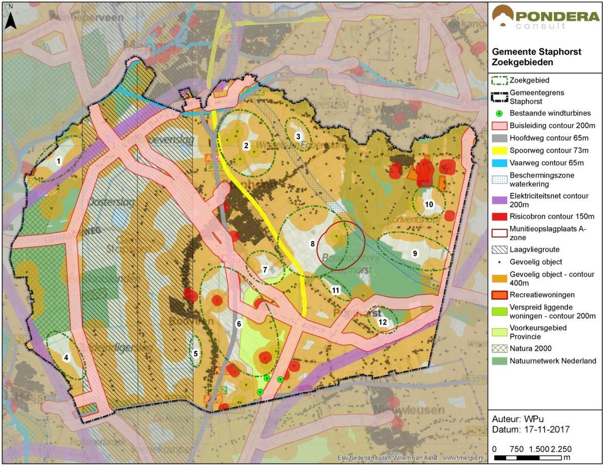 Coöperatief windparkinitiatief wint prijsvraag in Staphorst