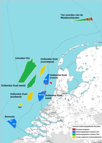Pondera Consult en Arcadis zoeken manieren om offshore windparken op energienet aan te sluiten