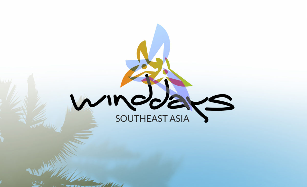 Enercon Event Ambassador van the WindDays South East Asia