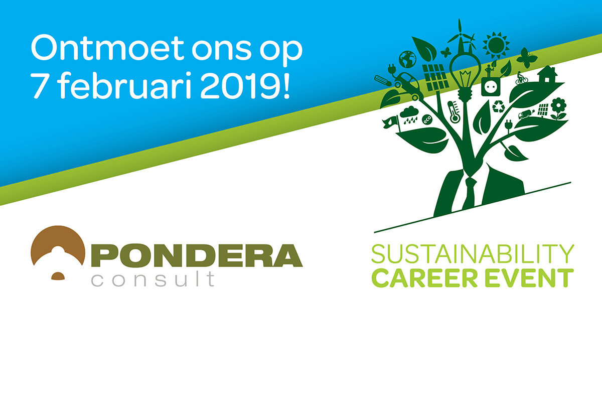 Pondera geeft workshop op Career Event