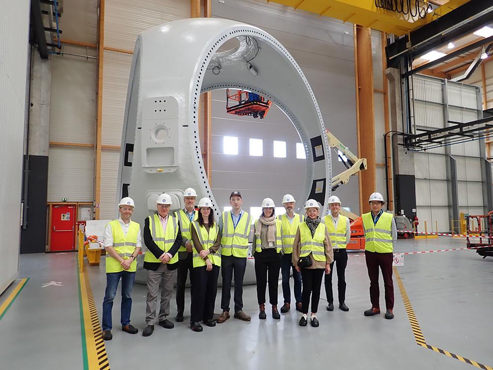 Fundering bijna klaar voor GE's Haliade-X 12 MW