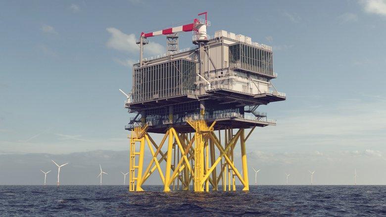 NRD net op zee Hollandse Kust (west Beta) beschikbaar
