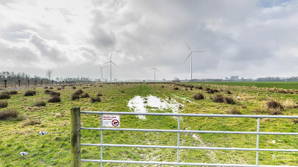 Belangrijke mijlpaal windpark Elzenburg – De Geer in Oss