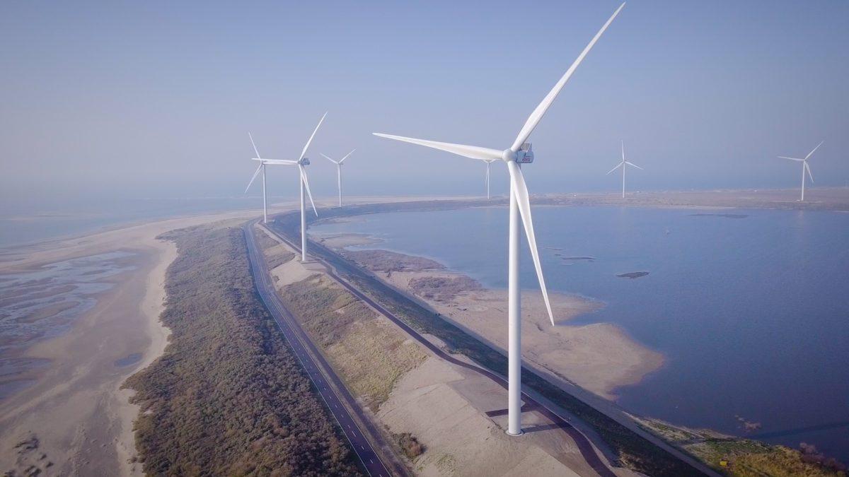 Pondera feliciteert Eneco met gunning windpark Maasvlakte 2