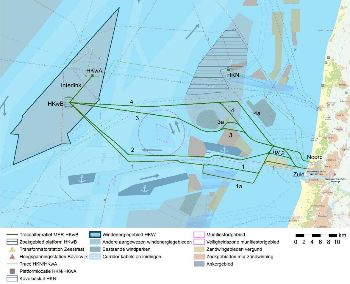 Publicatie regioadvies Net op Zee: HKwB